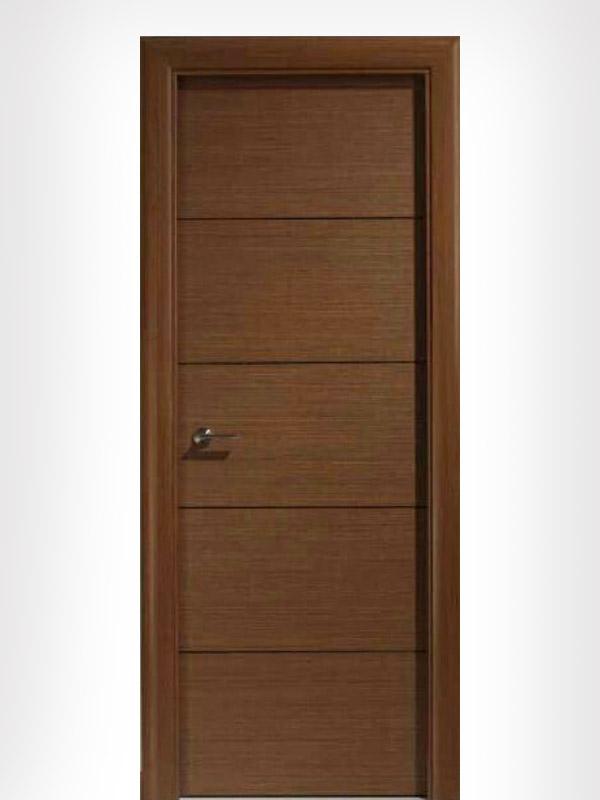 Flush doors thermalfab for Solid wood flush door